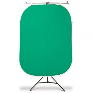 FlexDrop Chroma Key Green Background 5x7'