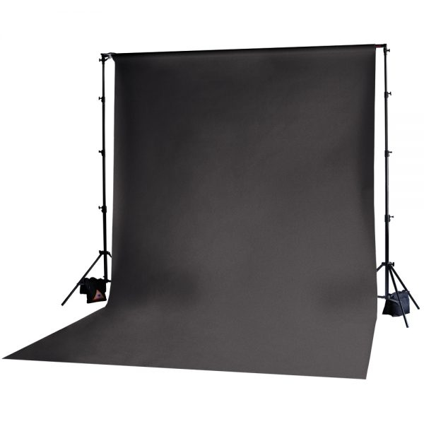 Muslin Backdrop 10x20' Black