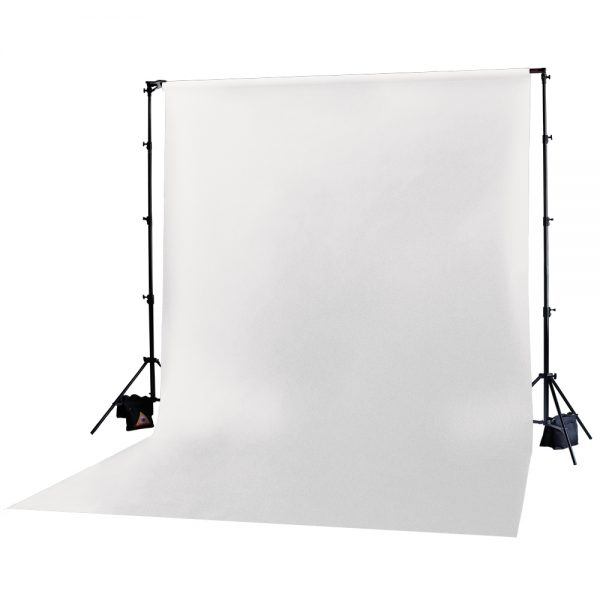 Muslin Backdrop 10x20' White