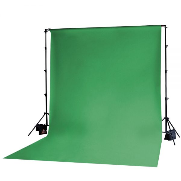 Muslin Backdrop 10x12' Chroma Green