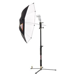Shoemount / Speedlight Umbrella Kit