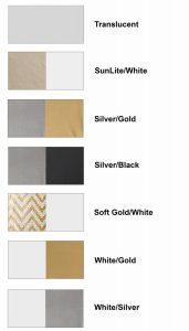 "LitePanel 39x39"" Fabric"