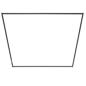 "LitePanel 77x77"" Aluminum Frame"